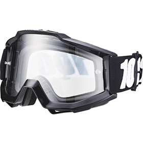 100% Accuri Anti Fog Clear Gafas enduro, tornado